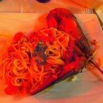 Cena di maggio a base di pesce...che bontà!!!������