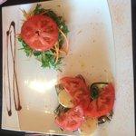 Salade toscane version petite