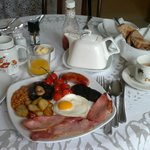 best English breakfast ever tasted