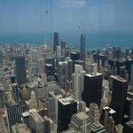 Utsikt från Willis Tower