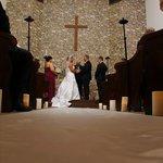 Inside Adjacent Chapel