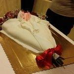 Una torta fantastica per il compleanno della mia mamma