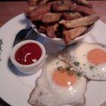 Egg n Chips