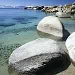 Rocks at Sand Harbor