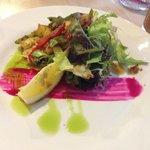 Shrimp salad!! Do delicious
