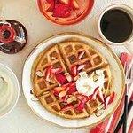 Make Waffles every morning !