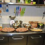 Prep-ing before the cooking begins