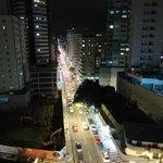 Av Brasil desde la habitacion
