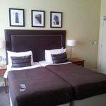 Beds in room 7