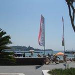Vedi anche il castello di Lerici dalla plage di S.Terenzo