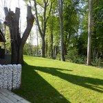 Terrasse et bois