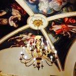 Beautiful ceilings!