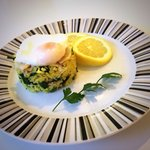 Kedgeree for breakfast