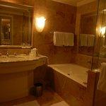 Loved the bathroom