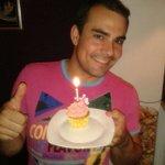 Celebración de mi cumpleaños GRACIAS A TODO EL PERSONAL