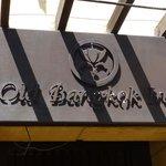 Old Bangkok Inn sign