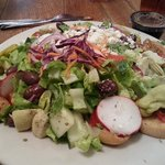 Huge Greek Salad