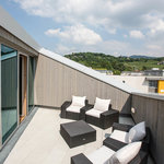 Green City Hotel Vauban Suite Terasse
