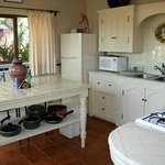 Beautiful, spacious kitchens!