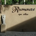 Entrance to Rumours