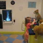 Dr. Ella in the Children's Museum