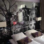 Beds / Mural