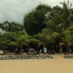 Fachada (frente a praia)