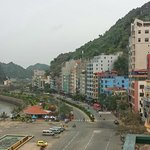 View of Cat Ba from Cat Ba Dream Hotel