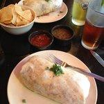 Large and Tasty burritos