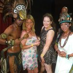 Evening Show_Mayan Night