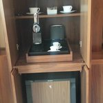 Nespresso Counter