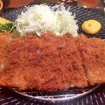 Perfectly cooked Katsu