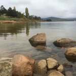 Still water at Lake Jindabyne