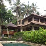 The magnificent Villa Cempaka