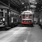 Tramway Depot Workshop