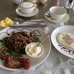 Champions' breakfast