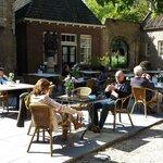 Terras Museum cafe