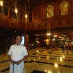 Dr.S.P.Padmaprasad at Bangkok Palace Hotel,Bangkok