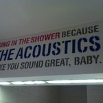 Креатив в ванной