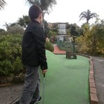 mini golf, airport oaks.. near Rocket Ropes & Butterfly creek :)
