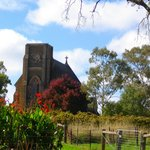 St Aloysius Church and Vineyards - Sevenhill