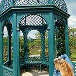 Torres na parte dos jardins especiais.
