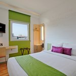 Standard Room - Single or Double Occupancy