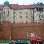 Wawel castle .