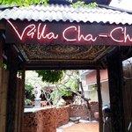 Villa Cha-Cha sign