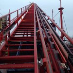 To the top of the Lift Hill