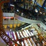 I love Berjaya Times Square.