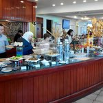 Victoria's Restaurant-Brekafast Dining