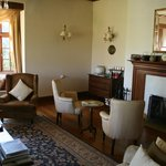 Tientsin lounge area