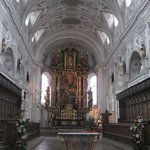 One of the beautiful churches